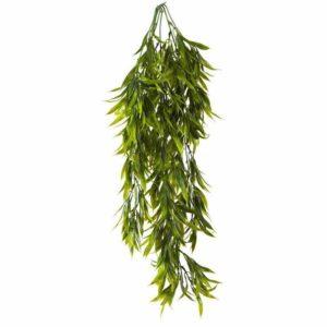 צמח גולש עם עלים דמוי טבעי