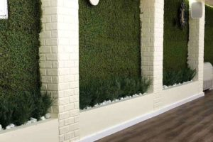 מחיר קיר ירוק מלאכותי