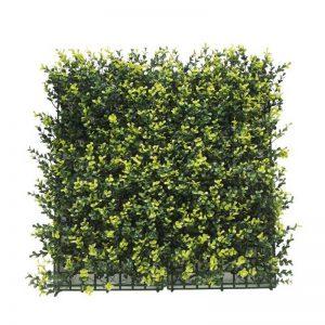 פאנלים ירוקים עמידים לקרינת השמש (מוגן UV)